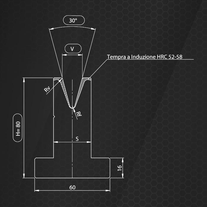 PS-2030-H80-30°