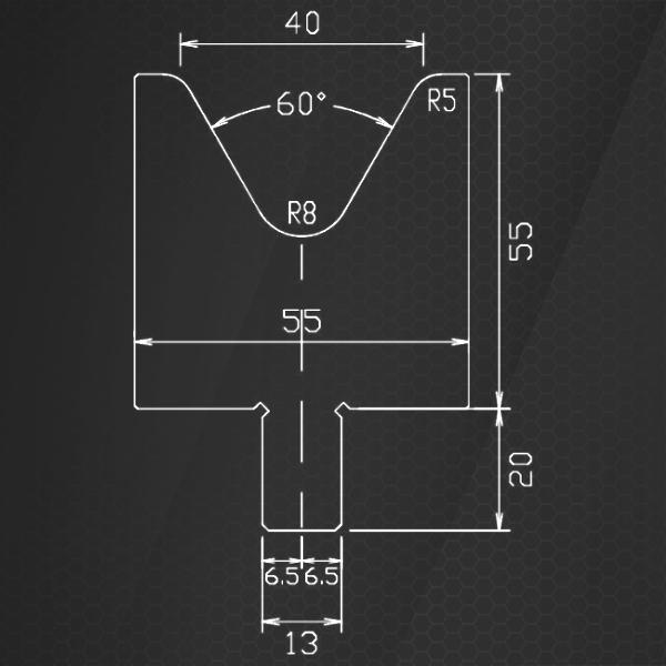 PB-V40-60°