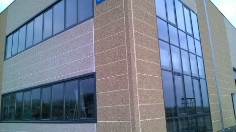 vetrata uffici