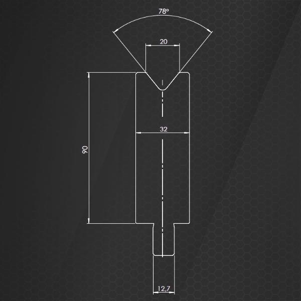 LVD-V20-78°-H90